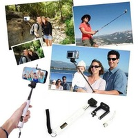 Brand New Handheld Bluetooth Selfie Monopod Extendable For iPhone Samsung #B