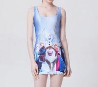 Wholesale Women Sexy Mini Pencil Dress Sleeveless O-neck Printed Dresses Vestidos Para Senhora Drop Shipping S119-236