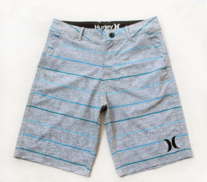 Retail spring 2015 brand mens man gifts clothes bermuda masculina boardshorts sprot Stripe masculino swimwear Stretch surf short(China (Mainland))