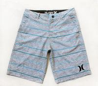 Retail spring 2015 brand mens man gifts clothes bermuda masculina boardshorts sprot Stripe masculino swimwear Stretch surf short