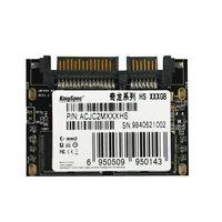 "Kingspec 1.8""Half Slim SATA 128GB SSD for Games Medical POS Industrial Tablet PC"