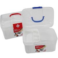 Household Pyxides / Medicine Box / Large Plastic Pyxides / Health Care First Aid Kit Child