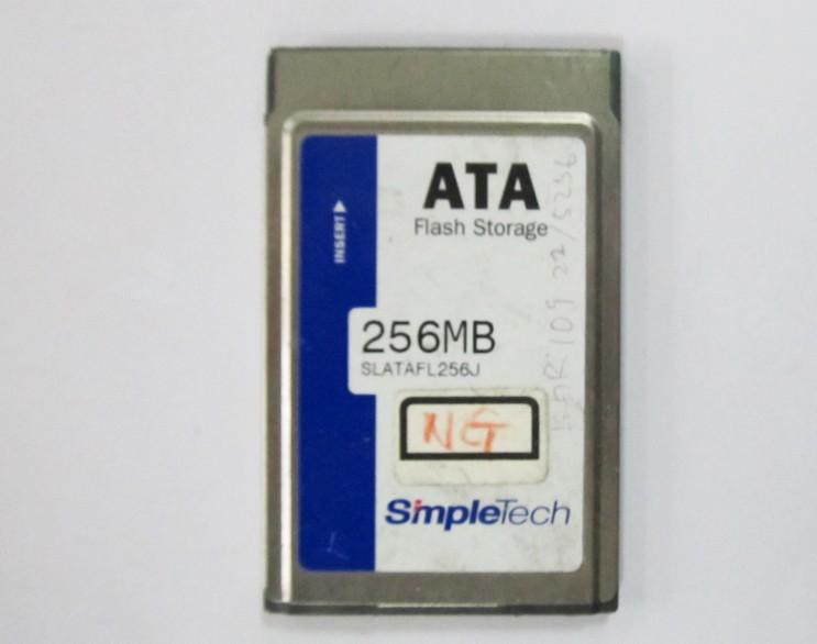 SimpleTech Digital Media PC CARD Flash Storage 68PIN 128MB