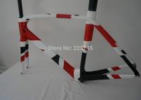 Full carbon fiber road frame carbon road frame UK flag painted FM098&FM099
