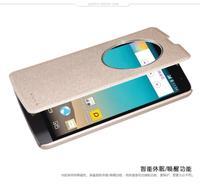 Wholesale 5 piece Original Nillkin For Lg D335 (L Bello) Case Flip Leather Case Smart Case For Lg D335 (L Bello) Fashion Luxury