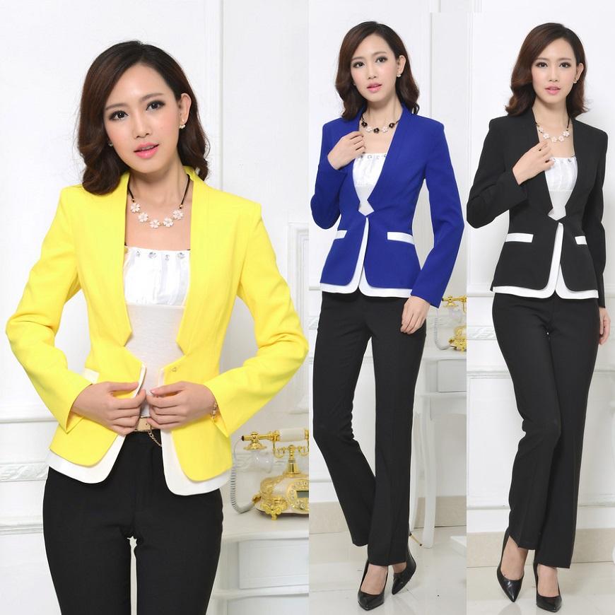 Ladies Designer Pants Suits Designs Women Pant Suits
