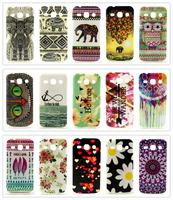 Fashion Design Elephant, etc. Pattern TPU Back Cover Case Skin for Samsung Galaxy Core Plus G3502 G3500 G3508 G3509 22 Styles