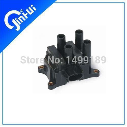 Ignition coil for ford OE No.988F-12029-AC,988F-12029-AB, XF09-18-10X(China (Mainland))