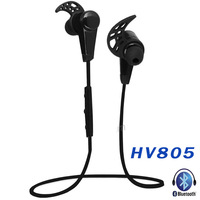 HV805 Wireless Bluetooth Earphone Stereo In-ear Earbuds Music Headset Headphone Built-in Microphone For iPhone Samsung Phones