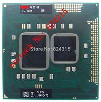 For Intel Core i5-480M CPU (3M Cache,2.66GHz ~ 2.933GHz, i5 480M ) SLC27 ,PGA988, Laptop CPU Compatible PM55 HM57 HM55 QM57