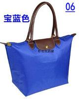 24 Color,Size S 2014 new waterproof nylon zipper bag Dumpling shape Handbags,B182