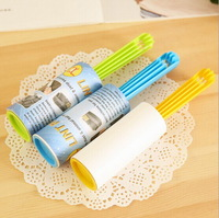 Colthes Manual Lint Rollers&Brushes Multi-function Dedusting Roller Originality Lint Sticking Roller New Fashions