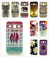 Beautiful Cool HAKUNA MATATA, etc. Pattern TPU Back Cover Case for Samsung Galaxy Core Plus G3502 G3500 G3508 G3509 22 Styles