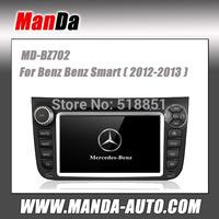 Manda OEM car audio for Benz Smart ( 2012-2013 ) car dvd auto parts