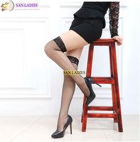 San.Ladies Brand Hot Sales High Quality Women Fishnet Stocking Hosiery , Women Net Stocking Garment ,Free Shipping
