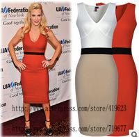 Sexy Club Dress 2014 Casual Dress Vestido De Festa Vestidos Plus Size Sequin Imported Clothing Red Dress Evening Bodycon Dress