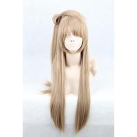 [wamami] 101# Adult Flax Straight Long Wig Anime Cosplay Minami Kotori Woman Wig