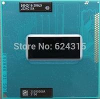 For Intel Core i7-3630QM CPU (6M Cache,2.4GHz to 3.4GHz, i7 3630QM ) SR0UX ,PGA988,TDP 45W,Laptop CPU Compatible HM75 HM76 QM77