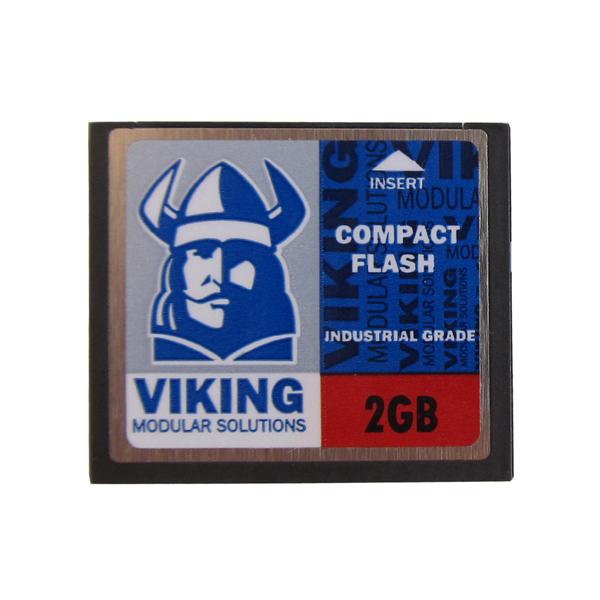 VIKING Memory Card Industrial CompactFlash 2GB CF Card(China (Mainland))