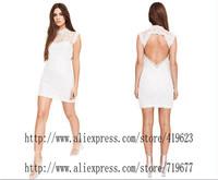 Vestido De Renda Lace Dress Vestidos Casual Bodycon Dress Evening Plus Size Women Clothing Sundress Summer Dress 2014