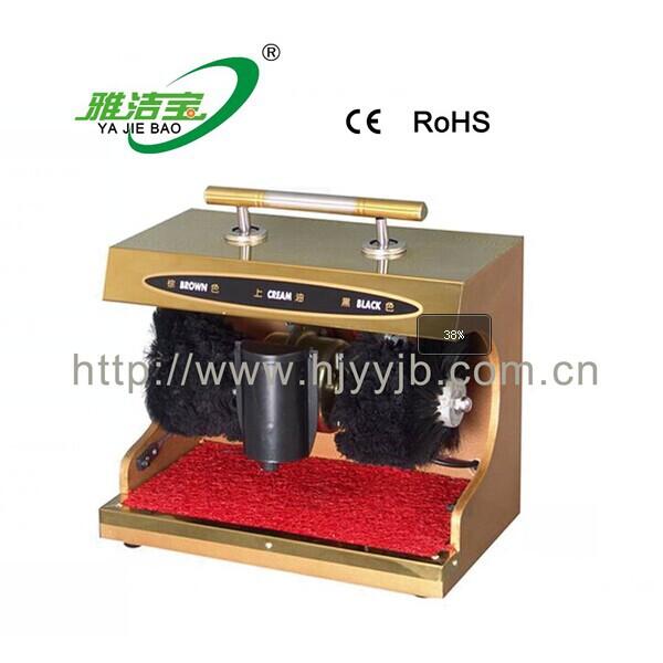 hotel lobby high quality health automatic shoe polisher(China (Mainland))