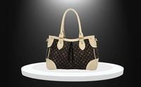 high quality handbags 2015  women bags Fashion female package Scottish style bag genuine leather handbag  handbag brand