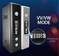 18650 box mod original magnet back cover Cloupor Mini 30W Box Mod Pre-sale
