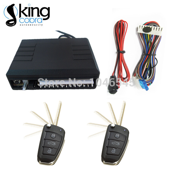 Car remote control keyless entry system with siren output(China (Mainland))