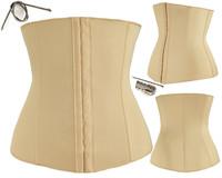 women slimming  tummy waist girdle control shaper cincher underbust silm corset belt FD2