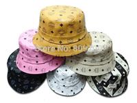 New arrival colorful Korea famous M. bucket hats
