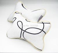Package mail car headrest neck pillow Cartoon pillow pillows A pair