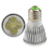 J34 Free Shipping E27 LED Pure White Spotlight Home LED Lamp Bulb Light 20W 85-265V