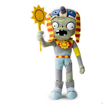 Одна часть продажа растения в . с . зомби мягкая игрушка растения ра зомби реалистичные мягкие плюшевые игрушки куклы 30 см игрушки для маленьких детей для детей 60233