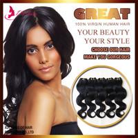Queen Hair Peruvian Virgin Hair Body Wave 5 Pcs/Lot 5A Peruvian Hair Weave Bundles Human Hair Weft Free Shipping