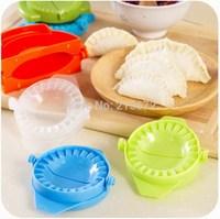 Three Colors Dumpling Machine Multi-function Hand Cooking Tools Retail&Wholesale Originality Convenient Fashions Random Delivery