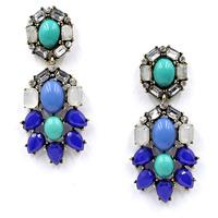Wholesale New 2015 women fashion statement stud Earrings for women jewelry lady gift