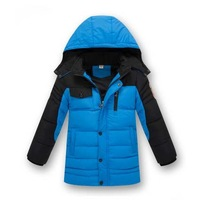 2014 Winter New Arrival Hot Boys Children Outerwear Jacket Cotton Coats And Jackets For Children