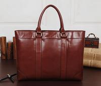 Designer Handbags High Quality Men's Genuine Leather Business Bags,Men's Fashion Travel Bags,Men Leather Famous Designer Bags