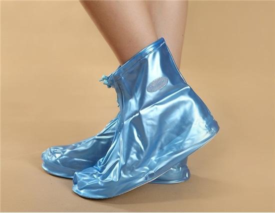 lovecat PVC Waterproof Medium-upper Shoe Covers (Size 42, 43)(China (Mainland))
