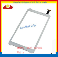 Original For ASUS Fonepad Note FHD 6 ME560 ME560CG Touch Screen With Digitizer Panel Front Glass Lens 6 inch White