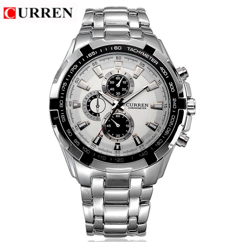 CURREN , Reloj Relojes 8023 curren 30m reloj 8097