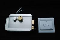 Electronic Lock for Video Door Phone, Security Door Lock for Video Intercom+Push Button