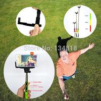 high quality selfie stick monopod ,bluetooth selfie monopod with zoom Laudtec