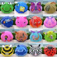 Cute Cartoon Baby Nursery Toy Umbrella Children Umbrellas for Boys And Girls