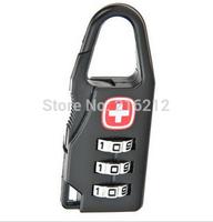 Fashion Hot Luggage Suitcase Combination Locks Padlocks Case Bag Password Digit Code Safety