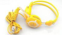 F11232/F11233 Suoyana S-1188 Earphone Headband Headset For Computer Gamer US Freeshipping