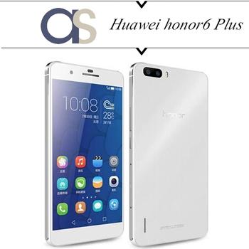 Оригинал Huawei Honor 6 плюс телефон кирин 925 Octa ядро 32 г ROM 1.8 ГГц 4 г LTE Cat6 двойной 8.0Mp камера заднего вида NFC русский язык