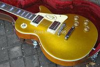 Custom Shop '57 Chambered VOS Electric Guitar Gold Top Guitars China guitars