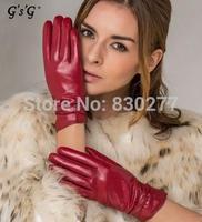 GSG   Ms.   Short paragraph plus velvet warm wild kid gloves  13111