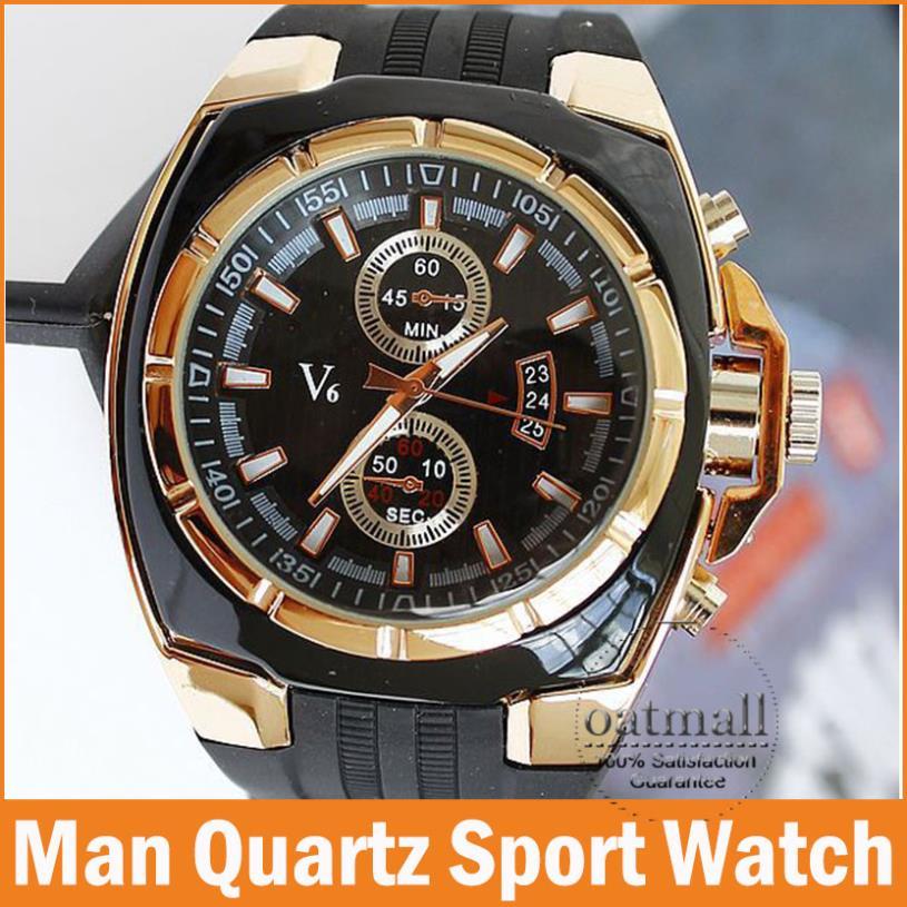 New 2015 Watch luxury mens genuine quartz jewelry Japan movemenst stainless steel alloy watch relogios masculinos